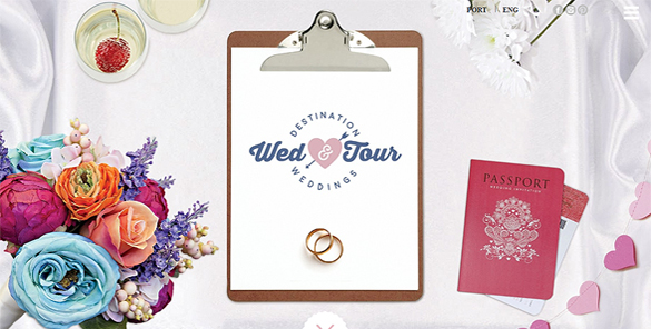 Wed and Tour